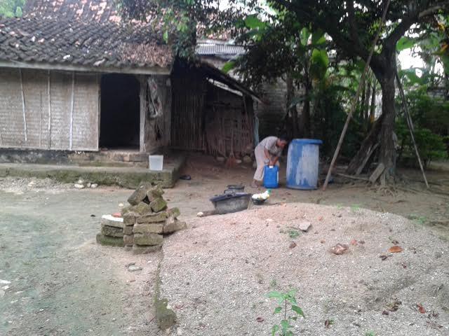 Misteri !!! Musim Penghujan, Tiga Dusun Larangan Dalam Ngalami Kekeringan
