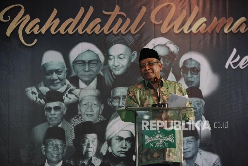 PBNU Pasca Kabinet Jokowi-Ma'ruf