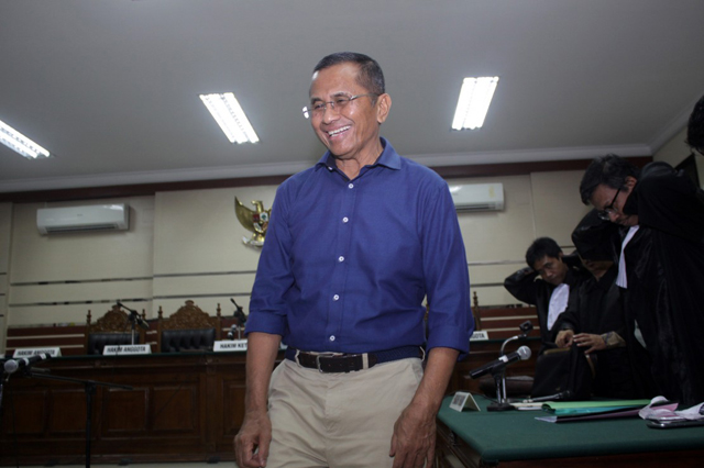 Tidak Terima atas Status Tersangkanya, Dahlan Iskan Melawan dengan Praperadilan