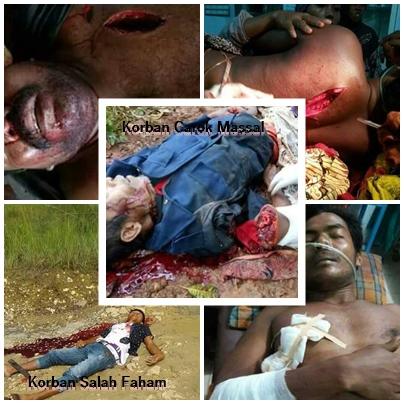 Dua Hari, Carok Massal dan Pembunuhan Terjadi  di Sampang