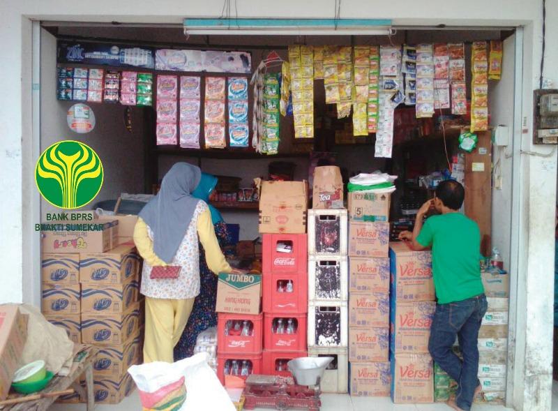 Toko Tiara, Bangkit dari Keterpurukan Berkat Suntikan Modal BPRS