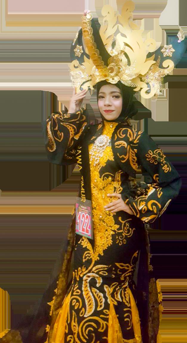 Nora Fitriyah Jadikan Modelling Sebagai Syiar Agama