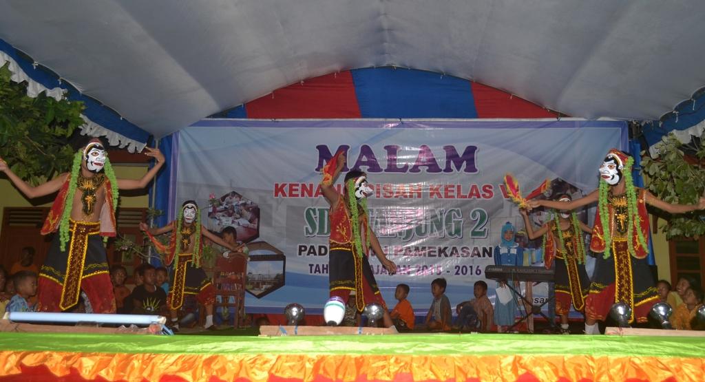 SDN Tanjung II Pamekasan, Ajak Cinta Budaya Sejak Dini