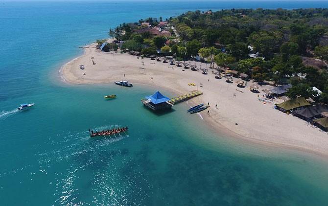 Indonesia Maritime Challenge, Bikin Pantai Sembilan Makin Kondang