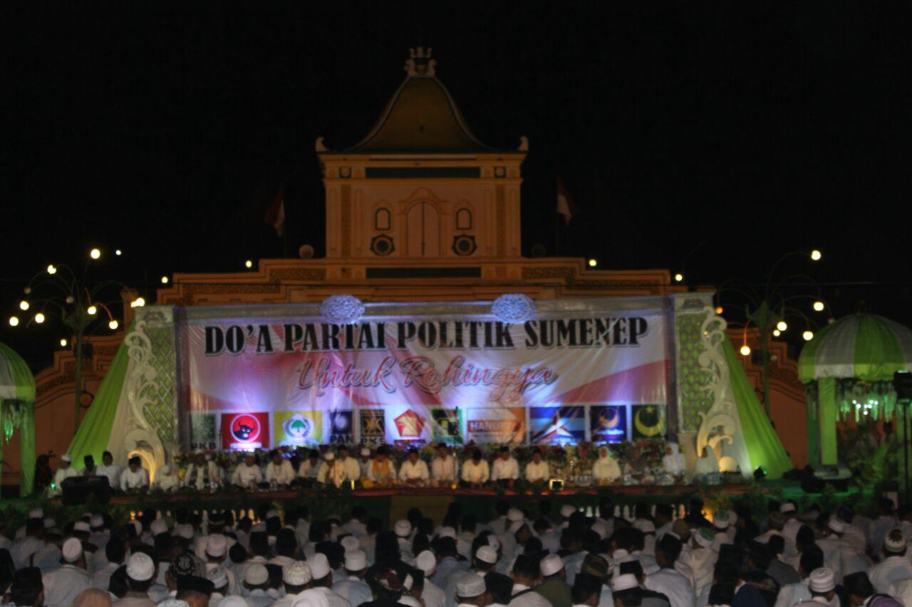 Kiai Busyro: Parpol di Sumenep Tidak Semata Berebut Kue Pembangunan, Tapi…..