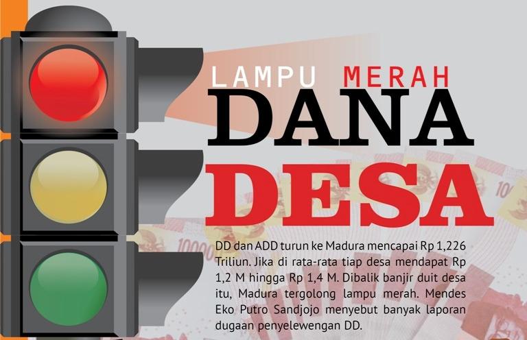 Dana Desa 2014-2018 Diduga Dikorupsi, Kades Ditahan