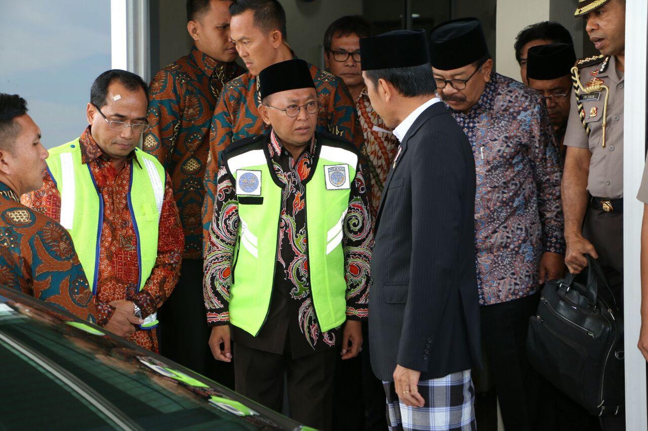 Presiden Jokowi Dijadwal Hadir di Festival Keraton Asia di Sumenep