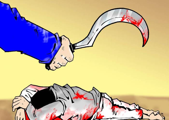 Nahas, Ketua PPK Banyuates Sampang Roboh Bersimbah Darah Dibacok Orang Tak Dikenal