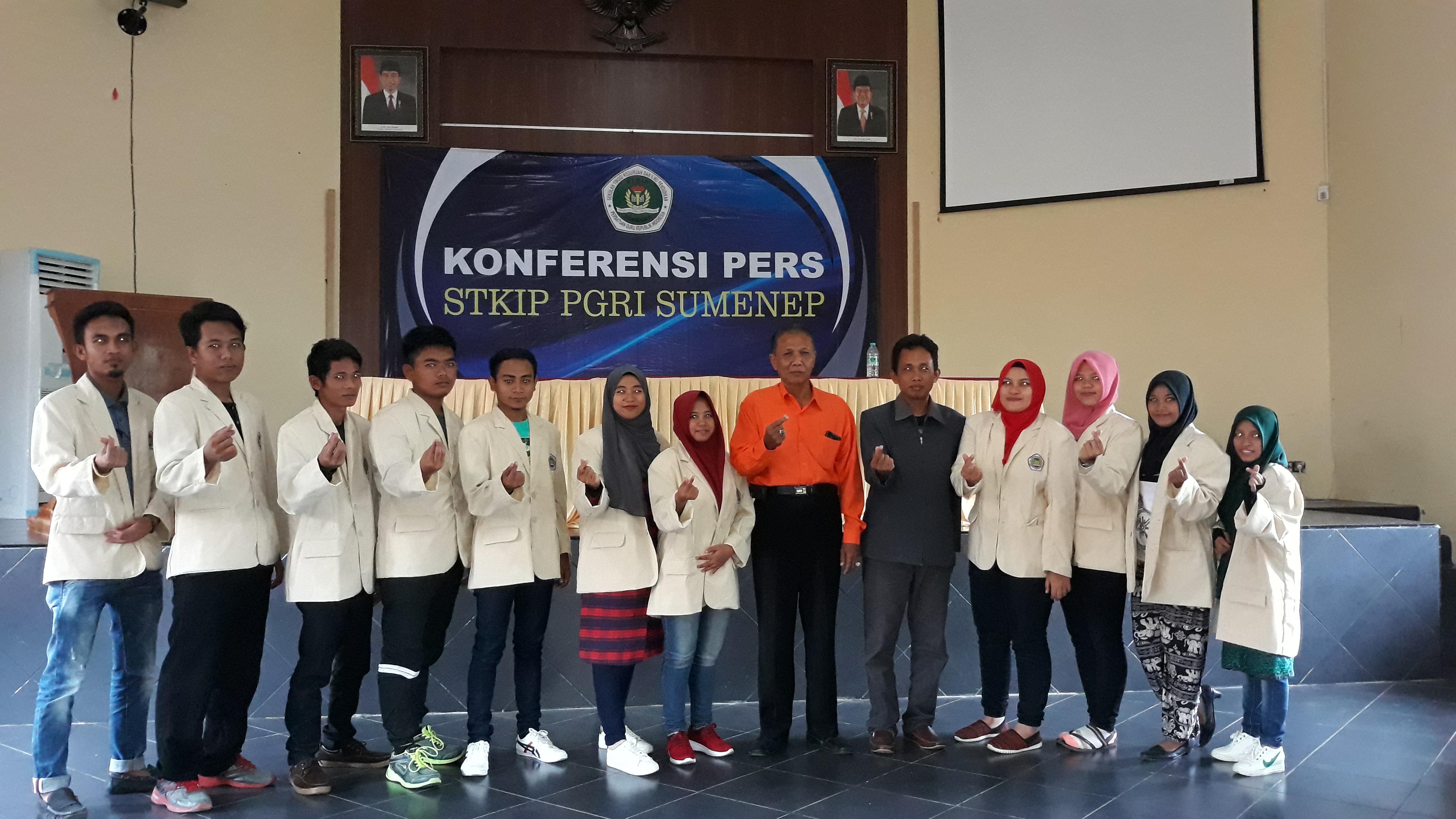 11 Mahasiswa STKIP PGRI Sumenep Bawa Pulang Penghargaan dari Thailand