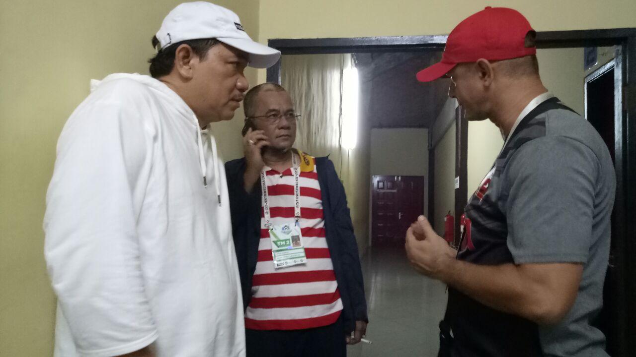 Kick Off Liga Tak Jelas, Haruna: Bagi Madura Kiamat