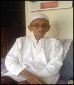 KH Moh Asy'ari Mz, Tokoh Sumenep Award 2017 Kategori Tokoh Agama