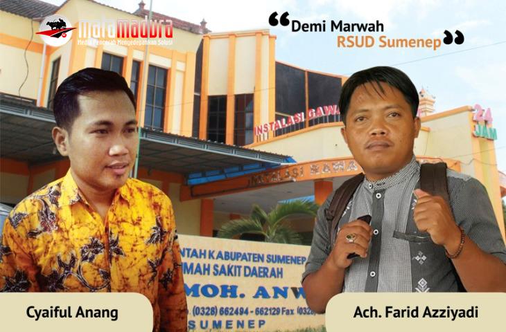 Demi Marwah RSUD Sumenep, Aktivis Minta CCTV Insiden di RSUD Dibuka