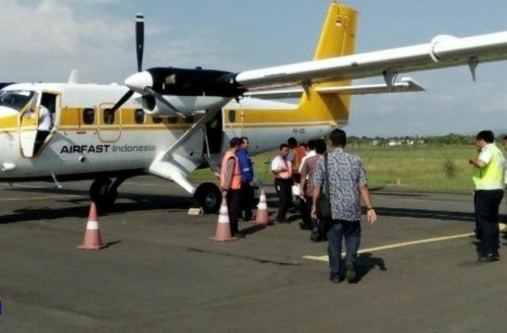 Bulan Depan, Penerbangan ke Kepulauan Sumenep Bakal Beroperasi