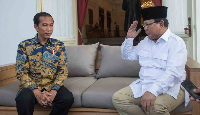Dua Jenderal (Purn) Masuk Kabinet Jokowi, Benarkah Faktor Prabowo?