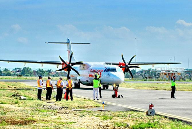 Penumpang Meningkat, Wings Air Tambah Trip Penerbangan Sumenep-Surabaya