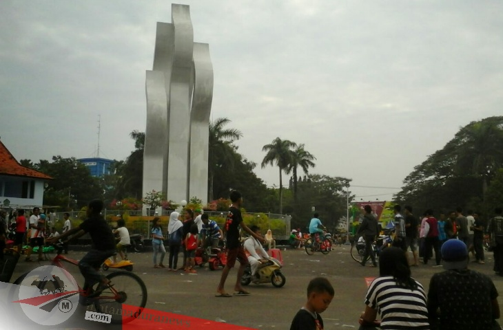 Car Free Day Pamekasan, Jadi Pilihan Favorit Warga Nikmati Weekend