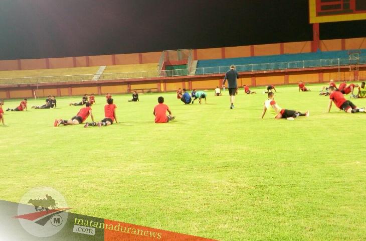 Lawan PSIS, Madura United Akan Sajikan Permainan Menarik
