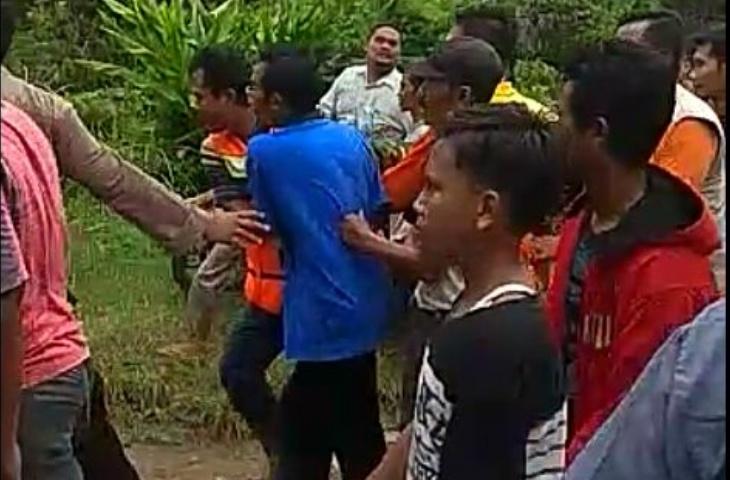 Pemuda Tewas Tenggelam di Sungai Dekat Asta Katandur Sumenep Diduga Habis Pesta Miras