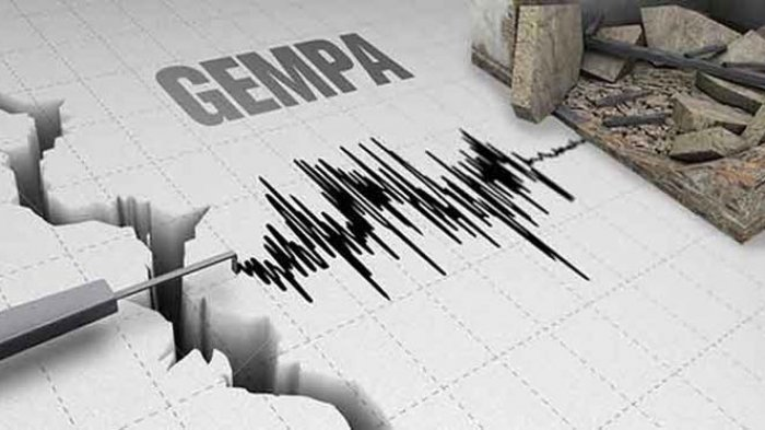 Barusan!!! Gempa Bumi Kembali Goyang Sumenep
