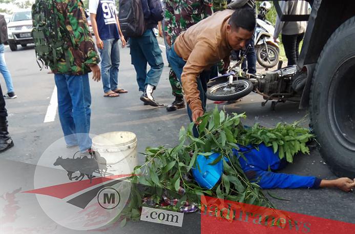 Breaking News: Jalur Suramadu Kembali Makan Korban. Diduga Korban dari TNI AL