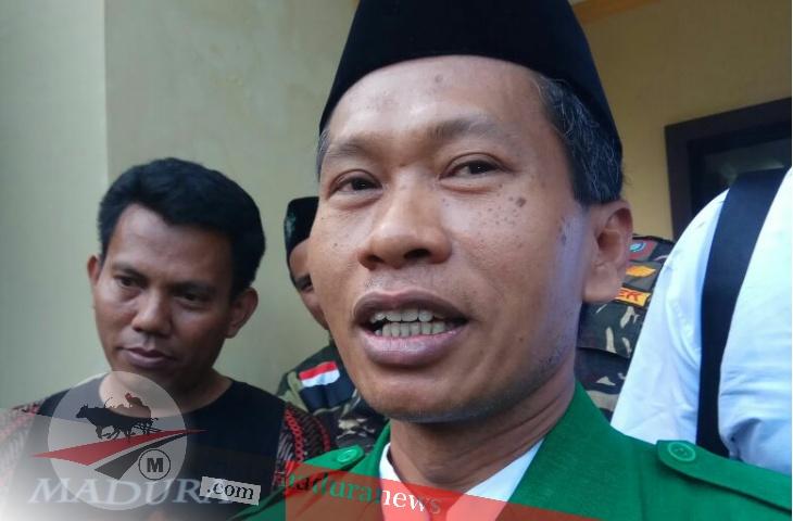 GP Ansor Jatim Resmi Laporkan Sukmawati ke Mapolda