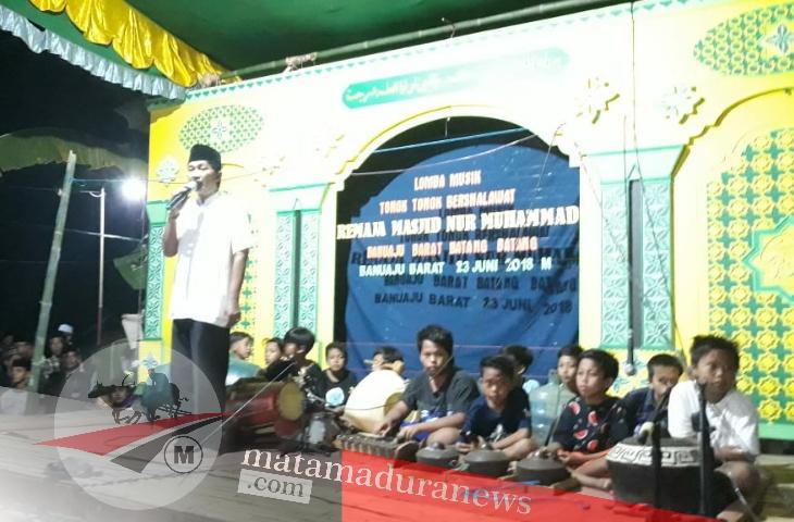 Peduli Budaya, Plt Camat Batang-Batang Apresiasi Remas Nur Muhammad