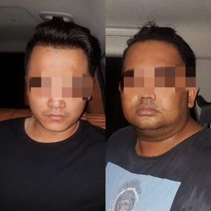 Ditemukan Membawa Sabu, Polisi Amankan Dua Warga Asal Surabaya