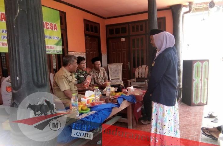 KKN Posko 92 IAIN Madura Berikan Inovasi Produk Kripik Tette di Desa Taro'an, Pamekasan