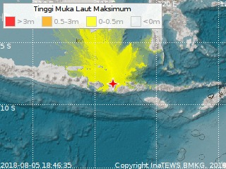 Gempa Bumi Guncang Sumenep, BMKG: Masyarakat Harap Tenang!