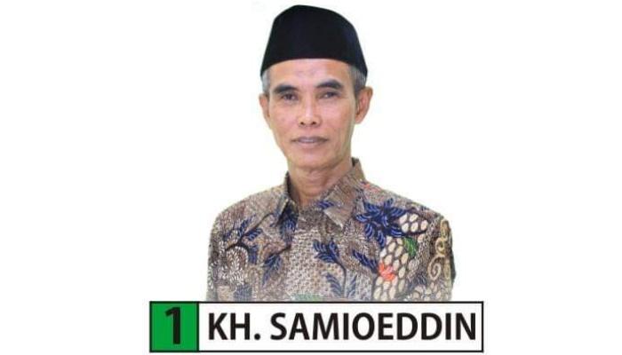 Karena Dorongan Para Kiai Sepuh, H. Sami' Kembali ke Dunia Politik