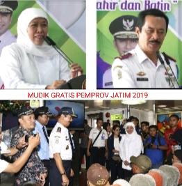 Surabaya-Masalembu; Mudik Gratis Perdana dari Gubernur Jatim