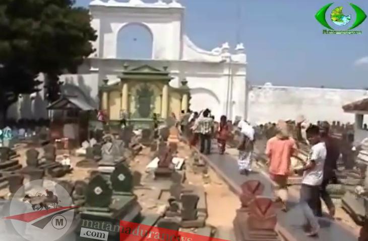 Makam Arya Wiraraja dan Polemik Asta Tinggi Sumenep