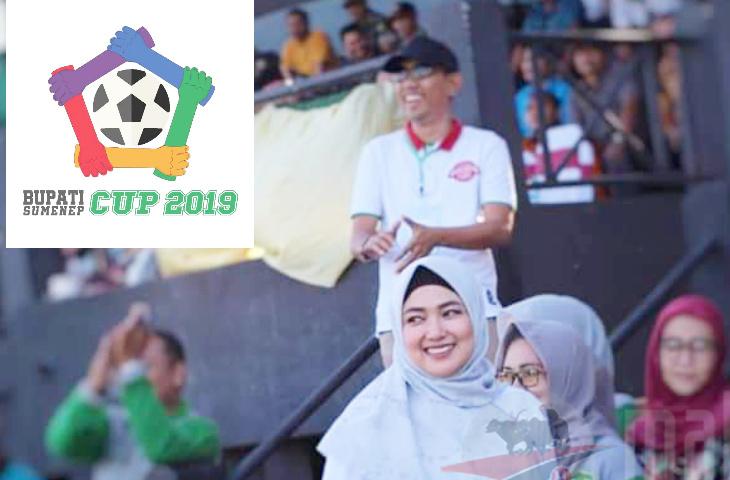 Bu Fitri Punya Harapan Besar di Bupati Cup 2019