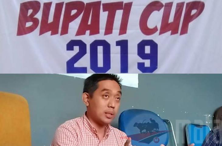 Empat Kecamatan Absen di Bupati Cup 2019