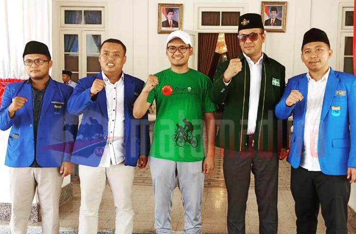 Bupati dan Ketua PMII Beri Dukungan ke Firman Syah di Pilwali Surabaya