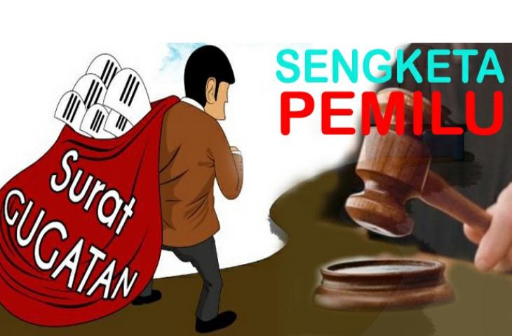 Resmi Terdaftar di MK, Golkar Siapkan 50 Lawyer untuk Sengketa Pemilu Sampang