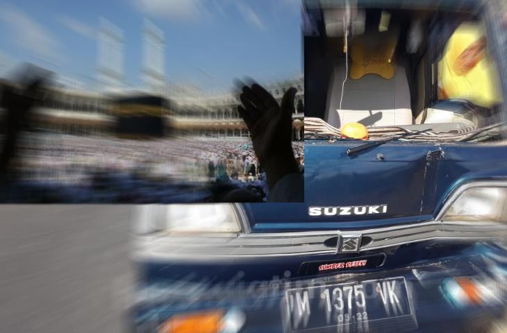 Kecelakaan Beruntun Mobil Pengantar Jamaah Haji di Sumenep. 8 Mobil Ringsek
