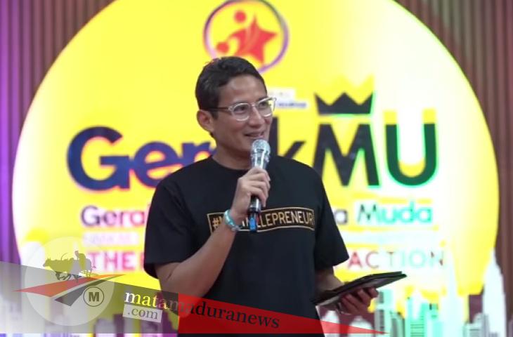 Sandiaga Uno Prediksi Ekonomi Indonesia 2030