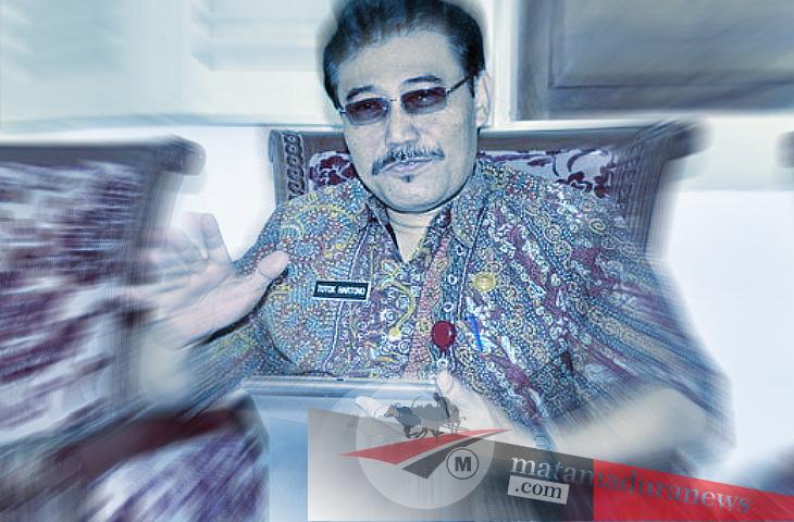 Pak Totok, Komposer Infrastruktur yang Jadi Sekda Pamekasan