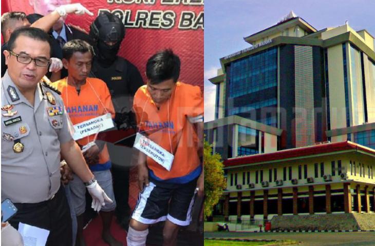 UTM dan Sarang Begal di Bangkalan