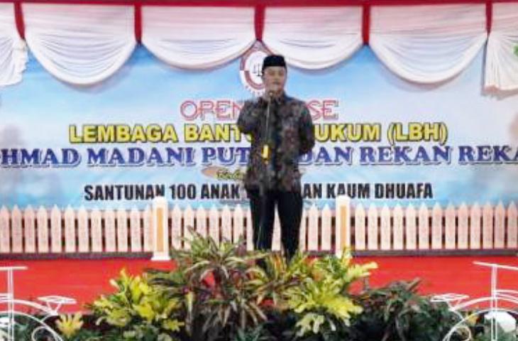Putra Achmad Madani dan Rekan Layani Bantuan Hukum Gratis Untuk Keadilan