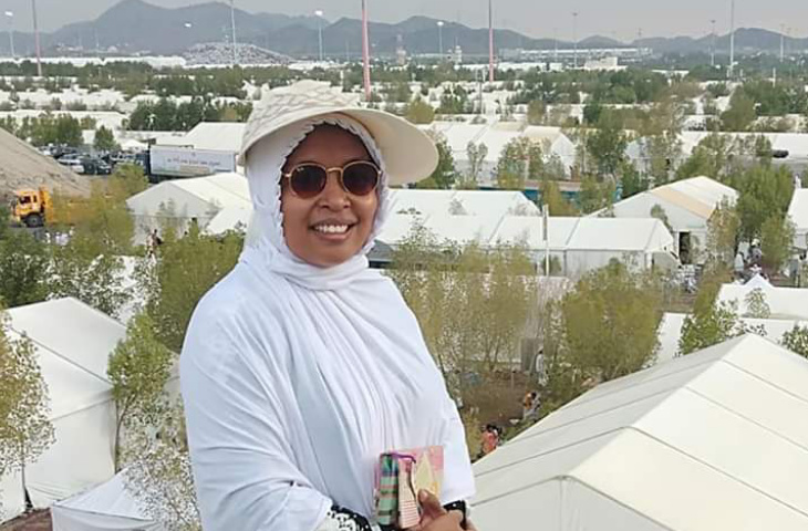 Haji; Menyerap Cahaya Ilahi
