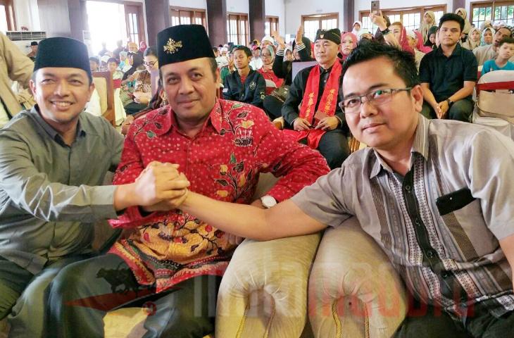 Sesama Bacawali Kota Surabaya dari Kader Muda NU Berkumpul