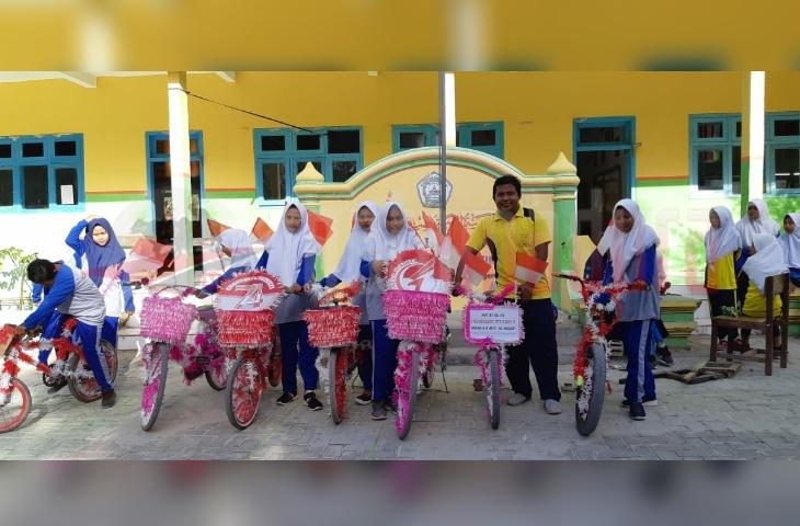 Yayasan Al-Hasan Giligenting Gelar Berbagai Lomba Meriahkan HUT RI Ke-74