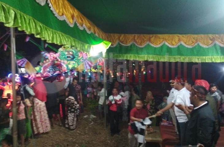 Wabup Fauzi Apresiasi Festival Ul Daul HUT Ke-4 SOROTPUBLIK.com