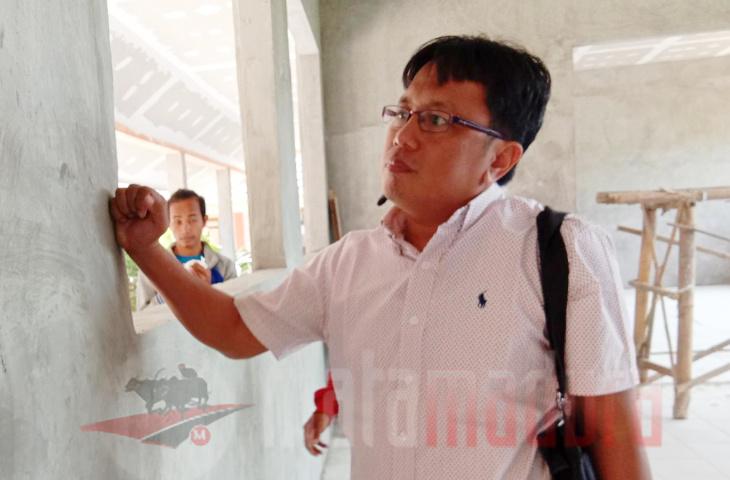 DPRD Sidak SMP yang Dapat DAK di Bangkalan