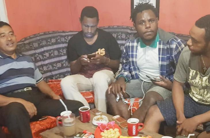 Mahasiswa Papua di UTM Tak Mau Terprovokasi
