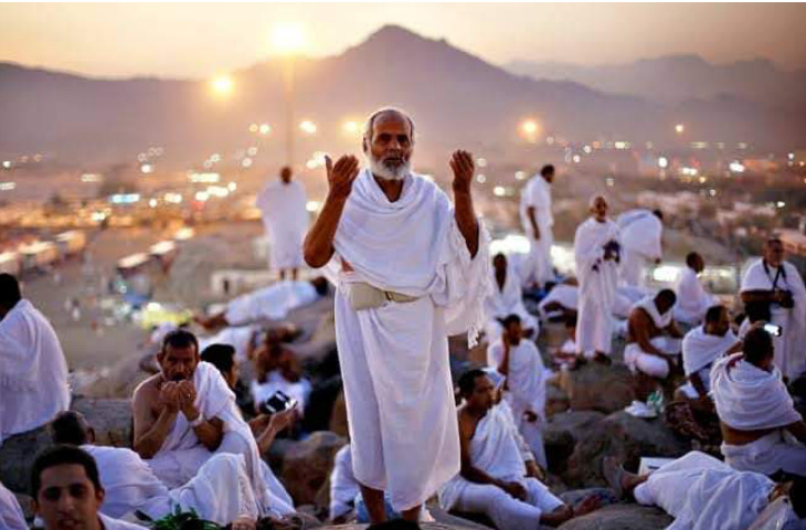 Haji, Menyerahlah…