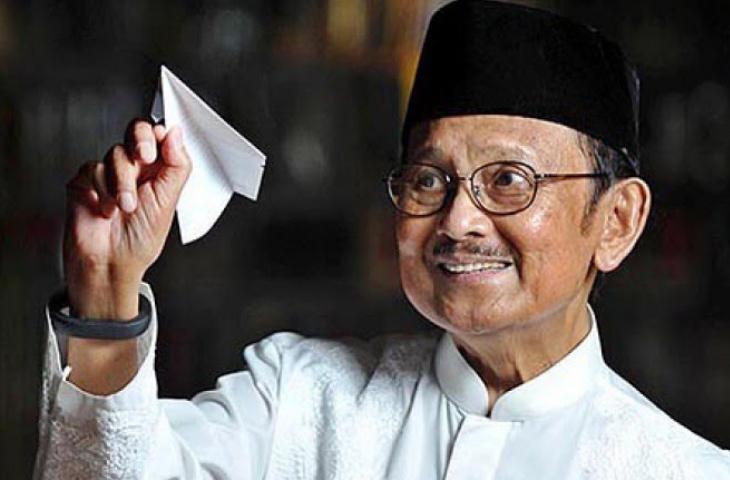 "Sebelum Wafat, Prof BJ Habibie Berceramah ""Saat Kematian itu Kian Dekat"""