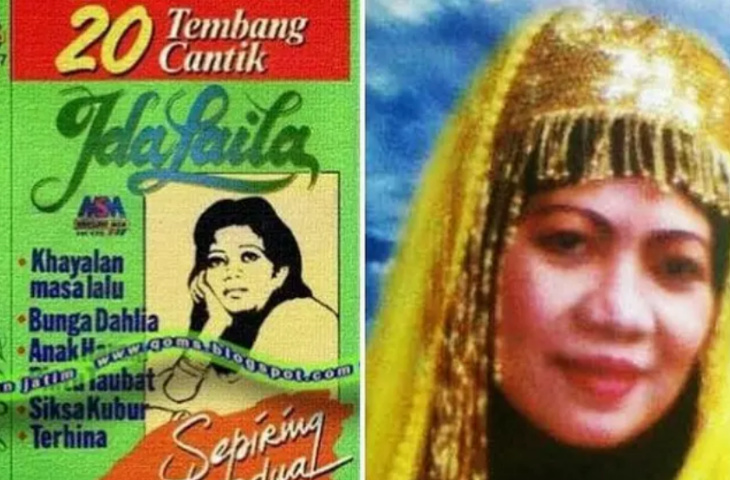 Ida Laila; Legendaris Orkes Melayu dan Dakwah Islam